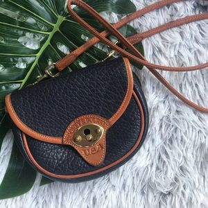 Dooney & Bourke Vintage Mini Calvary Crossbody Bag